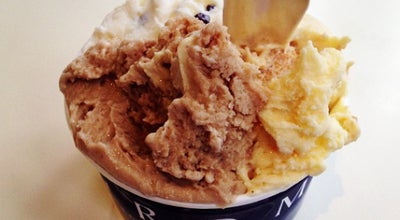 Photo of Ice Cream Shop Grom at 233 Bleecker St, New York, NY 10014, United States