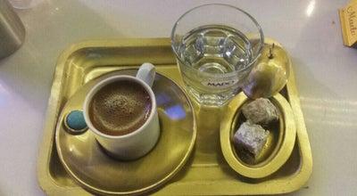 Photo of Cafe Mado at Taşpazar Mah. Ebulfeyz Elçibey Cad. Şahismail, Aksaray 68100, Turkey