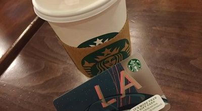 Photo of Coffee Shop Starbucks at 24286 Valencia Blvd, Santa Clarita, CA 91355, United States