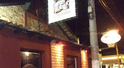 Photo of Pizza Place Confraria Pizza Bar at Av. Marechal Deodoro, 462, Taubaté 12031-170, Brazil