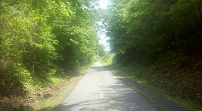 Photo of Trail American Tobacco Trail - Northern Trailhead Access at Morehead Ave, Durham, NC, United States