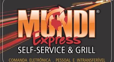 Photo of Brazilian Restaurant Mundi Express at Av. Jane Maria Martins Figueira De Melo, 171, Rio das Ostras 28896-052, Brazil