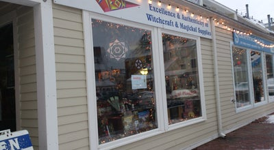 Photo of Bookstore Nu Aeon at 88 Wharf St, Salem, MA 01970, United States