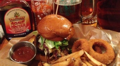 Photo of Burger Joint Bareburger at 514 3rd Ave, New York, NY 10016, United States