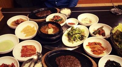 Photo of Korean Restaurant 한우리가든 (Hanuri Garden) at 숲머리길 218, 경주시, South Korea