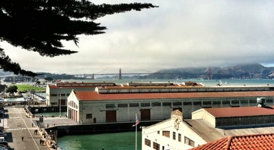 Photo of National Park Fort Mason at 2 Marina Blvd, San Francisco, CA 94123, United States