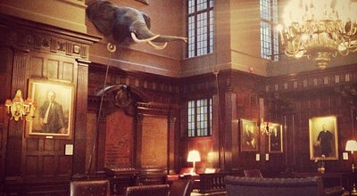 Photo of Event Space Harvard Club of New York City at 35 W 44th St, New York, NY 10036, United States