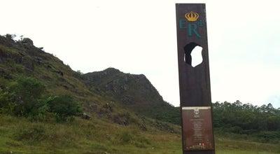 Photo of Monument / Landmark 1.° Marco da Estrada Real at Estrada Velha Tiradentes, São João del-Rei, Brazil