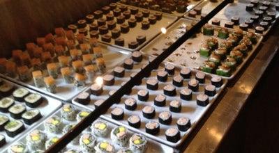 Photo of Sushi Restaurant Kanpai Cozinha Oriental at R. Alves De Brito, 161, Florianópolis 88015-440, Brazil