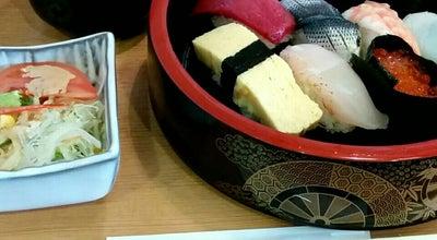 Photo of Sushi Restaurant 吾妻鮨 at Mito, Japan