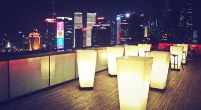 Photo of Hotel Bar CHAR Bar at 30/f, Hotel Indigo, 585 Zhongshan Rd. E-2, Shanghai, Sh 200010, China