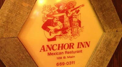 Photo of Mexican Restaurant Anchor Inn at 300 S Main St, Hutchinson, KS 67501, United States