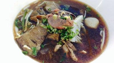 Photo of Ramen / Noodle House ก๋วยเตี๋ยวเนื้อตุ๋น-หมูตุ๋น พี่หนวด at Thailand