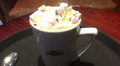 Photo of Coffee Shop Caffè Nero at 43 Saint Sepulchre Gate, Doncaster DN1 1TD, United Kingdom