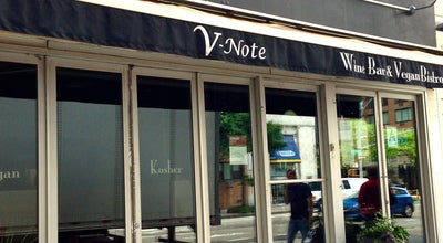 Photo of Vegetarian / Vegan Restaurant V-Note at 1522 1st Ave, New York, NY 10075, United States