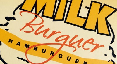 Photo of Burger Joint Milk Burguer at Av. Dos Autonomistas, 5477, Osasco 06194-060, Brazil