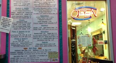 Photo of Ice Cream Shop Denucci's at 2210 Sadler Rd, Fernandina Beach, FL 32034, United States