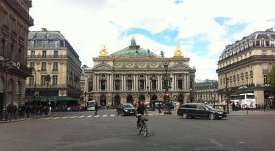 Photo of Plaza Place de l'Opéra at Place De L'opéra, Paris 75009, France