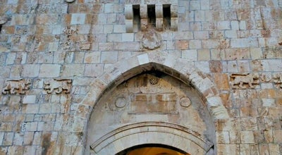 Photo of Monument / Landmark The Lions Gate at The Old City, Jerusalem, Israel