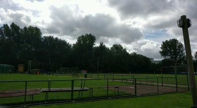 Photo of Baseball Field SVHV Schiedam at Burg. Van Der Lippad 1, Schiedam 3119 JK, Netherlands