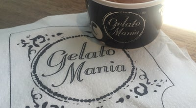 Photo of Ice Cream Shop Gelato Mania at Shop 3 Winston Place, Green Point 8001, South Africa