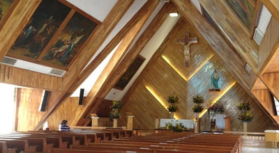 Photo of Church Templo 3 Aves Marías at Aguascalientes, Mexico