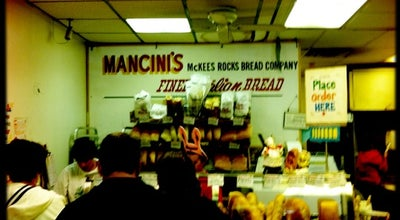 Photo of Bakery Mancini's Bakery at 1717 Penn Ave, Pittsburgh, PA 15222, United States
