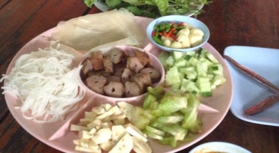 Photo of Vietnamese Restaurant นฤมลแหนมเนือง at Chieng Ngoen, Thailand