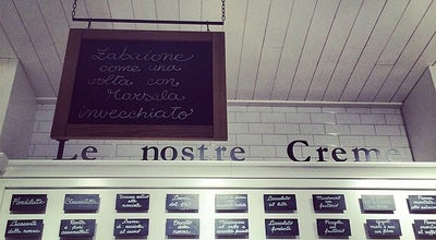Photo of Ice Cream Shop La Romana at Via Ostiense, 48, Roma, Italy
