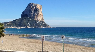 Photo of Beach Playa del Arenal-Bol at Paseo Marítimo Playa Del Bol, Calpe 03710, Spain