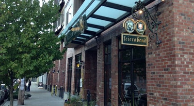 Photo of German Restaurant Feierabend at 422 Yale Ave N, Seattle, WA 98109, United States