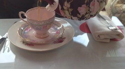 Photo of English Restaurant Harmony Tea Room at 11 Bergen St, Westwood, NJ 07675, United States