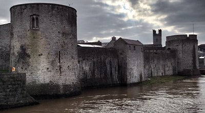Photo of Castle King John's Castle at King's Island, Limerick, Ireland