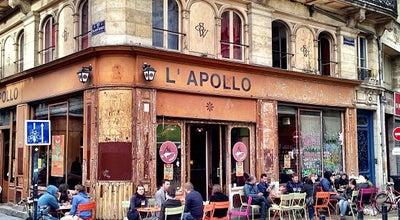 Photo of Bar Apollo at 19 Rue Fernand Lafargue, Bordeaux 33000, France