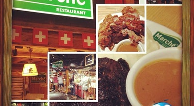 Photo of Swiss Restaurant Marché at #01-39/46, 313@somerset, Singapore 238895, Singapore