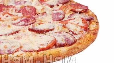 """Photo of Pizza Place Сеть кафе и служба доставки """"Ням-Ням"""" at Ул. Котовского, 17, Томск 634034, Russia"""