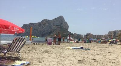 Photo of Beach On The Beach Calpe at Spain
