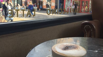 Photo of Coffee Shop Caffè Nero at 121 High St, Sutton SM1 1JF, United Kingdom