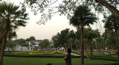 Photo of Park สวนสาธารณะเขลางค์นคร (Khelang Nakorn Park) at Tha Kraw Noi Rd, Mueang Lampang, Thailand