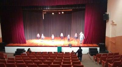 Photo of Theater Teatro Eugenia León at Porfirio Díaz S/n, San Javier, Mexico
