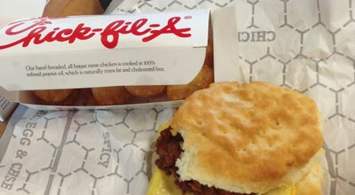Photo of Fried Chicken Joint Chick-fil-A at 1094 International Pkwy, Fredericksburg, VA 22406, United States