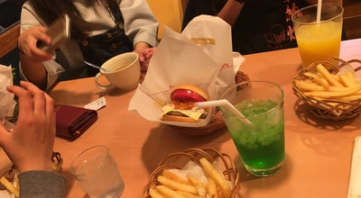 Photo of Burger Joint モスバーガー 緑一丁目店 at 鶴見区緑1-19-2, 大阪市, Japan