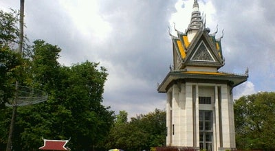 Photo of History Museum The Killing Fields at Phnom Penh, Cambodia