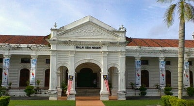 Photo of Art Gallery Balai Seni Negeri at Lebuhraya Darul Aman, Alor Setar, Malaysia