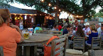 Photo of Bar River Rock saloon at Kerrville, TX, United States