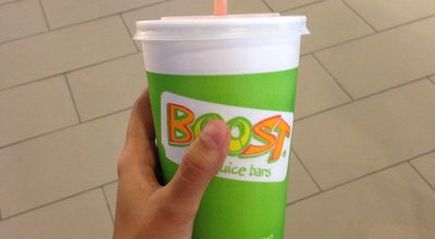 Photo of Juice Bar Boost Juice Bar at Setia City Mall, Shah Alam 41700, Malaysia