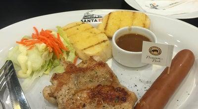 Photo of Steakhouse Santa Fé Steak (ซานตา เฟ่ สเต็ก) at Centralplaza Salaya, Sam Phran 73210, Thailand