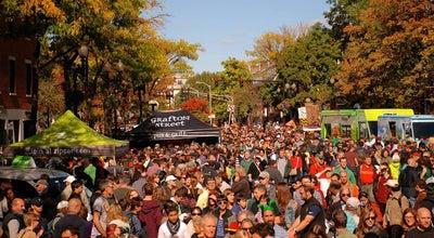 Photo of Plaza Harvard Square at 18 Brattle St, Cambridge, MA 02138, United States