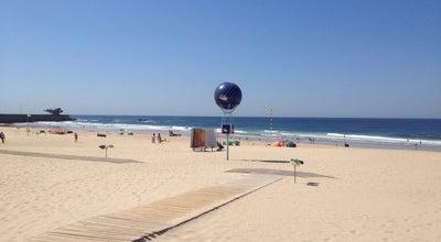Photo of Beach Praia de Leça da Palmeira at Av. Da Liberdade, Matosinhos 4450, Portugal