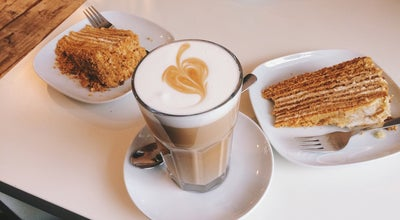 Photo of Cafe Kaffee von Sascha at Pilgramgasse 3, Wien 1050, Austria
